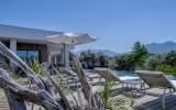 Propriano Location Villa Luxe Pyrole Extérieur