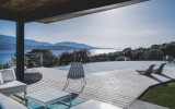 Propriano Location Villa Luxe Pyrule Piscine Vue Mer