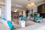 Propriano Location Villa Luxe Pyrule Salon