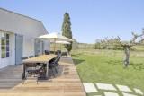 Ramatuelle Location Villa Luxe Bomakite Terrasse