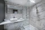 Saint Martin Belleville Luxury Rental Chalet Ipalou Shower Room 2