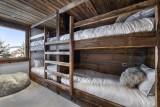 Saint Martin De Belleville Luxury Rental Chalet Ipaliu Bedroom 4