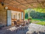 Saint Rémy De Provence Location Villa Luxe Mahilia Terrasse Couverte
