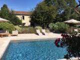 Saint Rémy De Provence Location Villa Luxe Maho Piscine 2