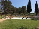 Saint Rémy De Provence Location Villa Luxe Maholita Jardin