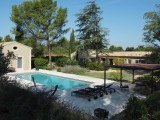 Saint Rémy De Provence Location Villa Luxe Maholita Piscine 3