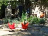 Saint Rémy De Provence Location Villa Luxe Maholita Salon De Jardin