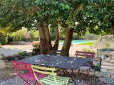 Saint Rémy De Provence Luxury Rental Villa Maladavite Garden Furniture 2
