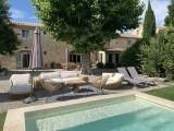 Saint Rémy De Provence Luxury Rental Villa Maladavite Garden Furniture