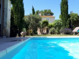 Saint Rémy De Provence Location Villa Luxe Manina Piscine 2