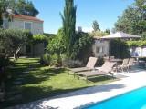 Saint Rémy De Provence Location Villa Luxe Manina Salon De Jardin