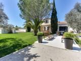 Saint Rémy De Provence Location Villa Luxe Marcasite Extérieur