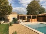 Saint Rémy De Provence Location Villa Luxe Mercasite Pool House