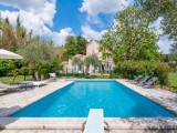 Saint Rémy De Provence Location Villa Luxe Micavite Piscine