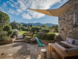 Saint Rémy De Provence Location Villa Luxe Moldavite Terrasse 2