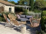 Saint Rémy De Provence Location Villa Luxe Moldavite Terrasse 3