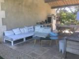 Saint Rémy De Provence Location Villa Luxe Molodavite Terrasse Couverte