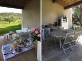 Saint Rémy De Provence Location Villa Luxe Molodavite Terrasse Couverte 3