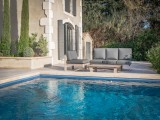 Saint Rémy De Provence Luxury Rental Villa Murcasite Pool 3