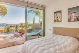 Saint Tropez Luxury Rental Villa Saxifrage Bedroom