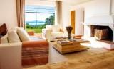 Saint Tropez Location Villa Luxe Serpolat Salon