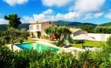 Saint Tropez Location Villa Luxe Serpolat Vue 2