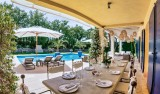 Saint-Tropez Location Villa Luxe Teel Terrasse