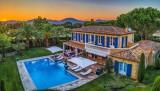 Saint-Tropez Location Villa Luxe Teel Vue Extérieur