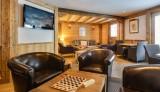 Sainte Foy Tarentaise Location Appartement Luxe Romerite Réception
