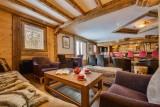 Sainte Foy Tarentaise Location Appartement Luxe Ronite Duplex Réception 1