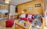 Sainte Foy Tarentaise Location Appartement Luxe Russandite Cuisine