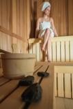 Samoëns Location Appartement Luxe Saluite Sauna