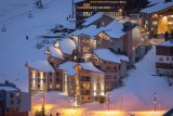 Tignes Rental Appartment Luxury Kyenite Outside
