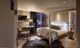 Tignes Location Appartement Luxe Kyinite Chambre
