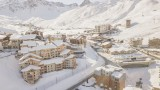 Tignes Location Appartement Luxe Kyinite Vue Paysage