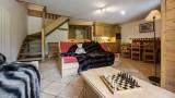 Tignes Location Appartement Luxe Matara Diamond Duplex Salon 1