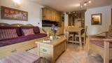 Tignes Location Appartement Luxe Melilite Salon