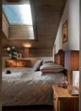 Tignes Location Appartement Luxe Mica Chambre
