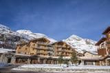 Tignes Rental Apartment Luxury Micata Outside