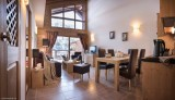 Tignes Location Appartement Luxe Micatis Duplex Salon