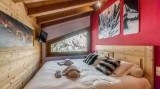 Tignes Location Chalet Luxe Agrezate Chambre1