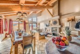 Tignes Location Chalet Luxe Annikite Table A Manger