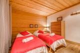 Tignes Luxury Rental Chalet Exokate Bedroom 4