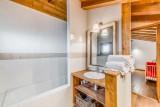 Tignes Luxury Rental Chalet Exokate Bathroom