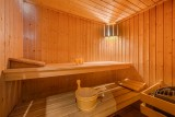 Tignes Luxury Rental Chalet Exokate Sauna