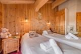 Tignes Location Chalet Luxe Gizite Chambre