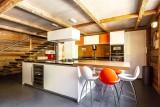 Tignes Location Chalet Luxe Quinine Cuisine3