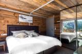 Tignes Location Chalet Luxe Tankite Chambre5