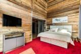 Tignes Location Chalet Luxe Tankite Chambre7