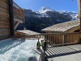 Tignes Location Chalet Luxe Tanzonite Jacuzzi